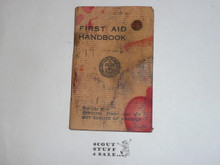 First Aid Handbook, 1933