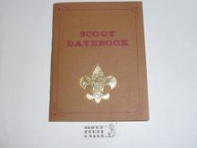 Scout Datebook, 1980's