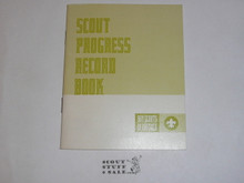 Scout Progress Record Book, 9-76 Printing