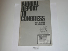 1973 Boy Scouts of America Annual Report to Congress