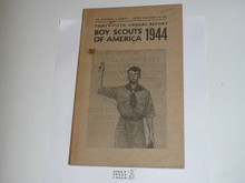 1944 Boy Scouts of America Annual Report to Congress