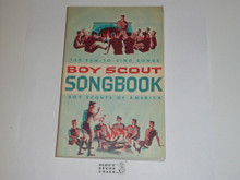 1963 Boy Scout Songbook