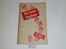 1960 Boy Scout Songbook