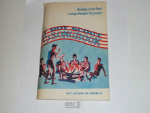 1970 Boy Scout Songbook