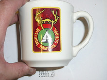 National Camp School Mug