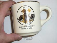 San Diego County Council Mug