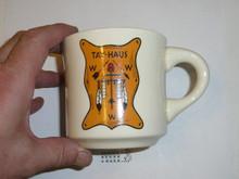 Order of the Arrow Lodge #566 Malibu Tay-Haus Chapter Mug, 1970's