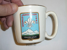 1967 World Jamboree Coffee Mug
