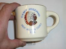 1970's Camp Josepho Mug