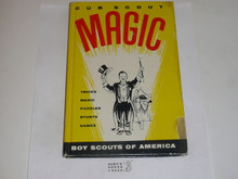 1982 Cub Scout Magic Book, 1982 Printing