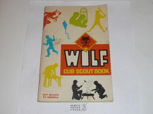 1979 Wolf Cub Scout Handbook, 2-79 Printing, used