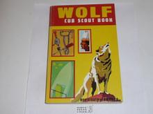 1971 Wolf Cub Scout Handbook, 2-71 Printing, MINT