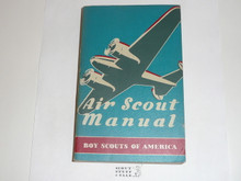 1942 Air Scout Manual, Proof Edition, 1-43 Printing