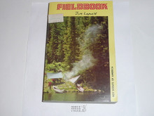 1982 Boy Scout Field Book, Second Edition, September Printing, MINT condition but name on cover