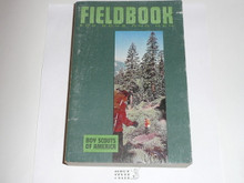 1967 Boy Scout Field Book, Second Edition, First Printing, near MINT condition