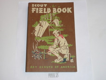 1959 Boy Scout Field Book, First Edition, Fourteenth Printing, MINT Condition