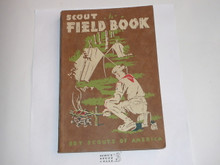 1953 Boy Scout Field Book, First Edition, Eighth Printing, MINT condition