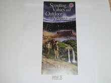 Scouting Values and Outdoor Adventure 2006 Brochure