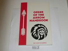 1986 Order of the Arrow Handbook