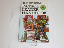 1987 Patrol Leaders Handbook, Fifth Edition, Eighth Printing, MINT Condition