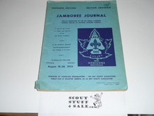 1955 World Jamboree Reprint of the Jamboree Newspapers