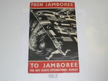 1947 World Jamboree From Jamboree to Jamboree, The Story of the World Jamborees of the Boyscouts