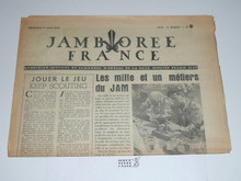 1947 World Jamboree Newspaper, August 17