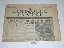 1947 World Jamboree Newspaper, August 17