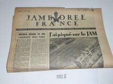 1947 World Jamboree Newspaper, August 16