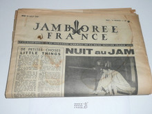 1947 World Jamboree Newspaper, August 14
