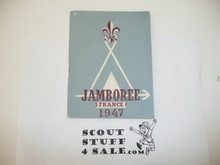 1947 World Jamboree Guidebook