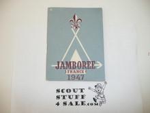 1947 World Jamboree Guidebook