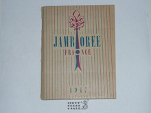 1947 World Jamboree Camp Book, English