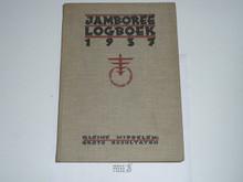 1937 World Jamboree Log Boek(Logbook), Hardbound