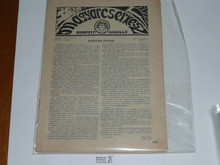1933 World Jamboree Special Magazine