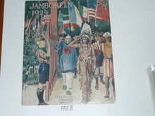 1924 World Jamboree Guide, Foreign Language