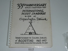 1924 World Jamboree 33 Year Anniversary Update on Scouts and Leaders