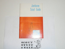 1977 National Jamboree Scout Guide