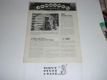 1957 National Jamboree Three Issues of Jamboree Journal Newspapers, #2, 3, 7