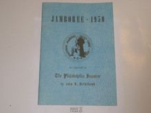1950 National Jamboree Reprints of Articles From the Philadelphia Inquirer, Lots of Pictures and Great Articles