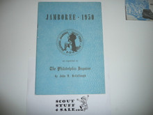 1950 National Jamboree Reprint of Articles and Pictures From the Philadelphia Inquirer