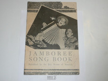 1935 National Jamboree Official Songbook