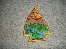 2009 Camp Josepho Patch