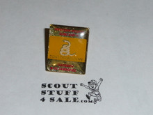 1993 National Jamboree Western Region Subcamp 9 Pin