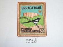 Philmont Scout Ranch, Training Center, Urraca Trail Patch