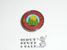 Treasure Island Scout Reservation 1980's Pin