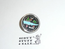 Maumee Reservation 1980's Pin