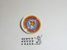 Treasure Island Scout Ranch 1985 Diamond Jubilee Pin