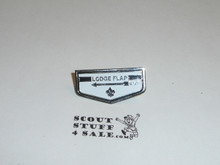 Plain Wrap Generic Lodge Flap Pin