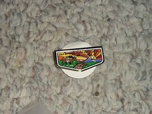 We-U-Shi O.A. Lodge #517 Flap Pin - Scout